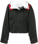 Marcelo Burlon County of Milan floral applique jacket