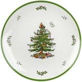 Spode Christmas Tree Melamine Round Platter 14