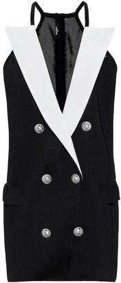 Balmain Knit minidress