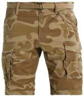 Gstar Rovic Belt Camo Loose 1/2 3d Shorts Toggee