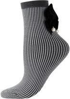 MeMoi Garden Splash Womens Ankle Socks