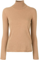 Max Mara classic roll neck sweater