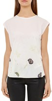 Ted Baker Frema Pearly-Petal Tee