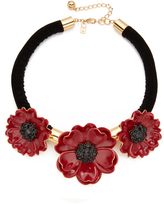 Kate Spade Precious Poppies Statement Necklace