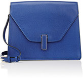 Valextra Women's Iside Shoulder Bag-Blue