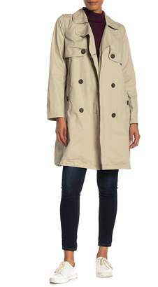 Current Air Classic Trench Coat