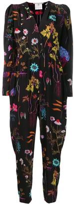 Stella McCartney Floral Printed Jumpsuit