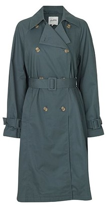 MBYM Sage Coat Blue - S . | green | cotton - Green/Green