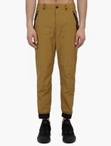 Nike Khaki Woven Tech Pants