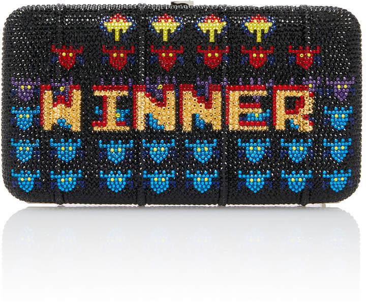 Judith Leiber Couture Game Over Clutch