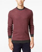 Club Room Men's Big and Tall Merino Blend Sweater, Only at Macy's
