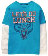 Gymboree Let's Lunch Tee