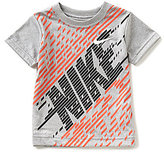 Nike Little Boys 2T-7 Logo Short-Sleeve Tee