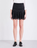 Claudie Pierlot Sonny lace skirt