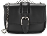 Longchamp Extra-Small Amazone Chain-Strap Leather Shoulder Bag