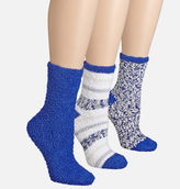 Avenue Blue Popcorn Cozy Socks
