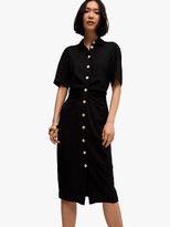 Thumbnail for your product : Kate Spade Button Front Shirtdress