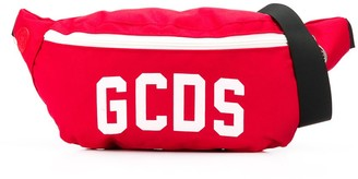 Gcds Kids Logo-Print Bum Bag
