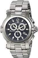 Oceanaut Men's OC0822 Baccara XL Analog Display Quartz Silver Watch