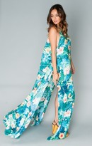 MUMU Bronte Maxi Dress ~ North Shore