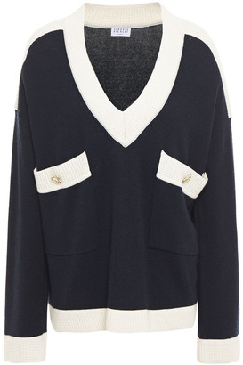 Claudie Pierlot Knitted Sweater