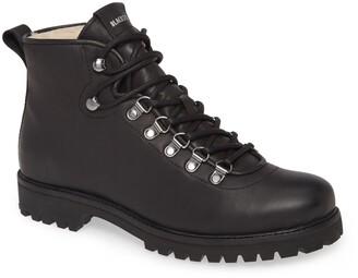 Blackstone SL81 Genuine Shearling Lined Hiking Boot