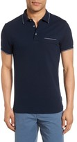 French Connection Men's Pique Polo