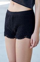 KENDALL + KYLIE Kendall & Kylie Crochet Hot Shorts