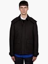 Marni Lightweight Felt Short Blouson Jacket