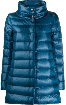 Herno High Collar Padded Coat