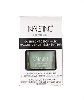 Nails Inc Overnight Detox Mask Treatment - Nail Strengthening