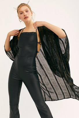Free People Sequin Day Dream Kimono