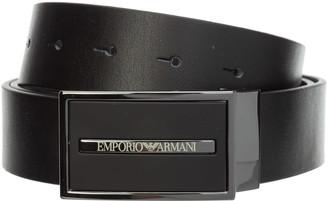 Emporio Armani Woodstock Belt