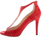 Jimmy Choo Suede Taste Sandals