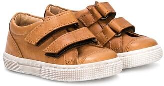 Pépé Kids Touch-Straps Low Top Sneakers