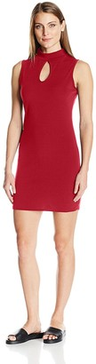 Clementine Apparel Clementine Women's Liverpool Social Sleeveless Dress with Keyhole