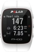 Polar M400 GPS + Activity + Heart Rate White