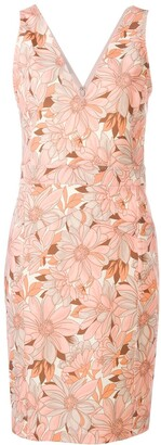 Stella McCartney Floral Mini Dress