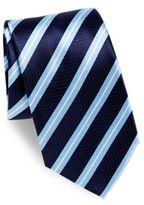 Thomas Pink Ford Stripe Silk Tie