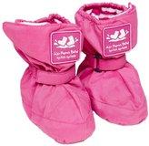 Jo-Jo JoJo Maman Bebe Fleece Lined Booties (Baby) - Fuchsia-0-6 Months