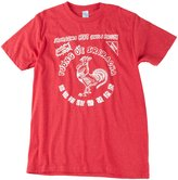 Ripple Junction Sriracha Bottle Label Men's T-Shirt | L