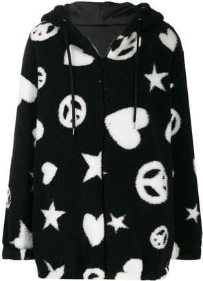Love Moschino hooded jacket