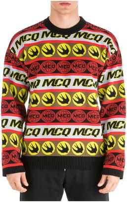 McQ Swallow Swallow Jumper