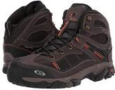 Hi-Tec Explorer Mid I WP Steel Toe (Chocolate/Burnt Orange) Men's Work Boots