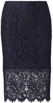 Polo Ralph Lauren Lace Pencil Skirt