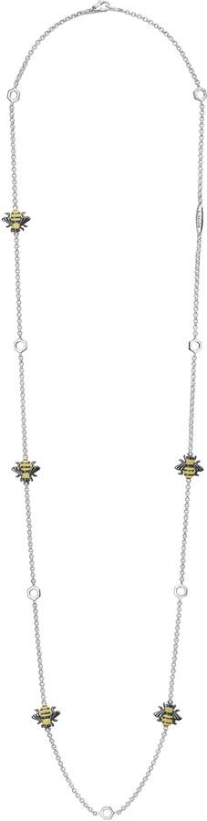 Lagos Rare Wonders - Honeybee Station Long Necklace