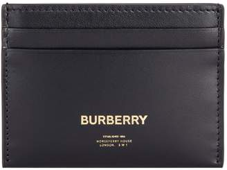 Burberry Leather Horseferry Card Holder