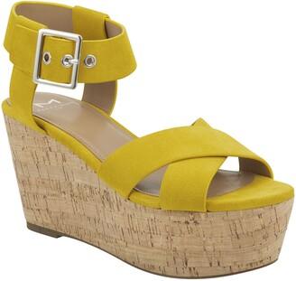 Marc Fisher Cacie Platform Sandal