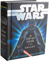 Scholastic Star Wars: A Pop-Up Guide to the Galaxy-BLACK, NO COLOR