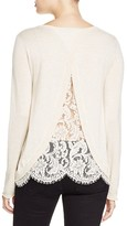 Joie Marianna Lace Back Sweater - 100% Exclusive